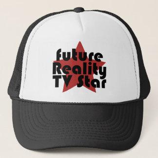 future reality tv star trucker hat