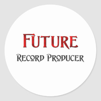 Future Record Producer Stickers