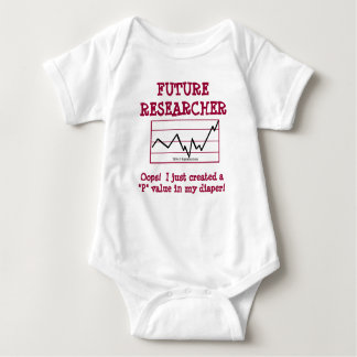 Future Researcher Baby Bodysuit