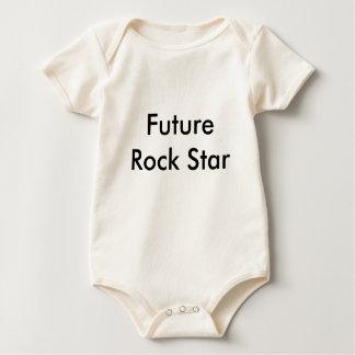 Future Rock Star Baby Bodysuit