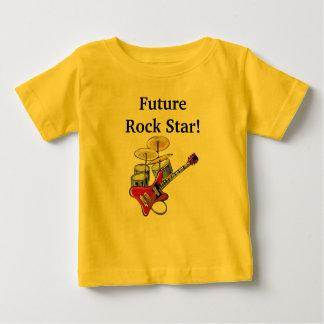 Future Rock Star Baby T-Shirt