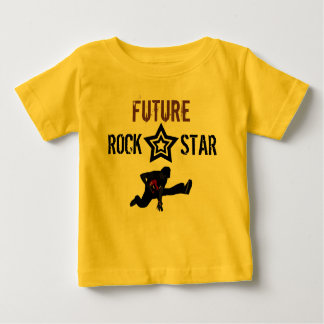 Future Rock Star for Baby Baby T-Shirt