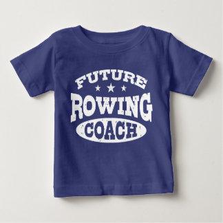Future Rowing Coach Baby T-Shirt