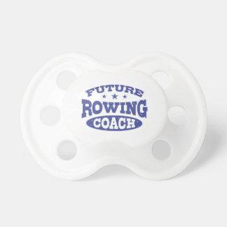 Future Rowing Coach Dummy
