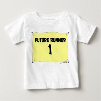 Future runner infant tee