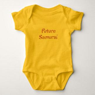 Future Samurai Baby Bodysuit