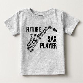 Future Sax Player Baby T-Shirt