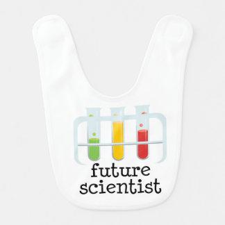 Future Scientist Baby Infant Bib