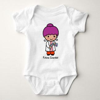 Future Scientist - Girl T Shirts