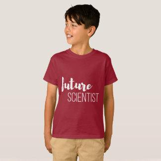 Future Scientist Kid's Dark Shirt