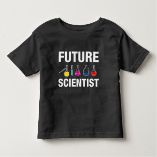 Future Scientist Toddler T-Shirt