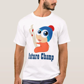 Future Ski Champ Kids Tee Shirt