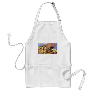 Future Sled Dog Champs Standard Apron