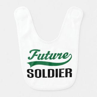 Future Soldier Baby Bib