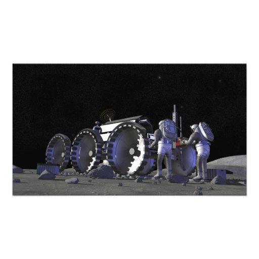 Future space exploration missions 12 photograph
