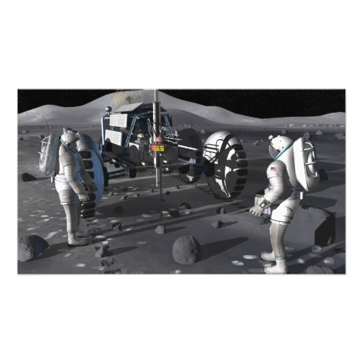 Future space exploration missions 4 photograph