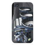 Future space exploration missions 8 iPhone 4/4S case
