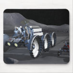 Future space exploration missions 8 mouse pad