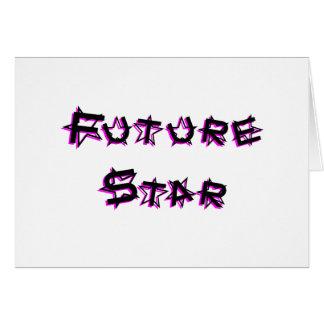 future_star_pink card