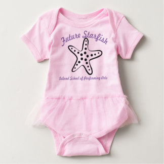 Future Starfish Baby Baby Bodysuit