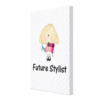 future stylist gallery wrapped canvas