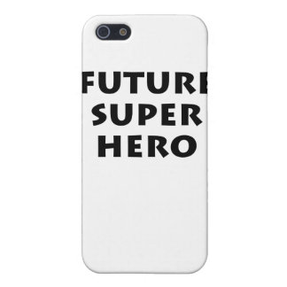 Future Super hero Cover For iPhone 5