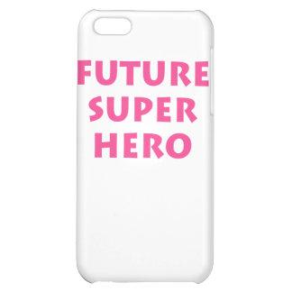 Future Super hero Case For iPhone 5C