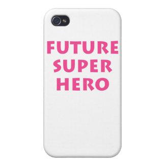 Future Super hero iPhone 4/4S Case