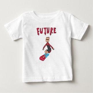 Future Surfer Baby T-Shirt