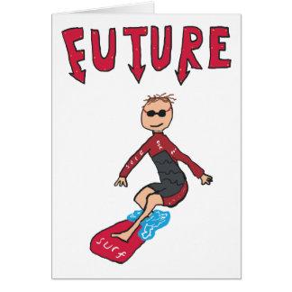 Future Surfer Card