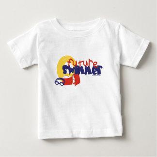 Future Swimmer Baby T-Shirt