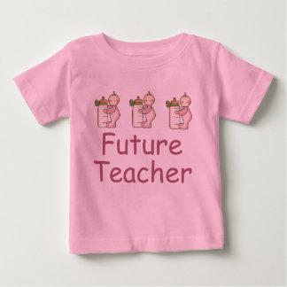 Future Teacher Baby T-shirt