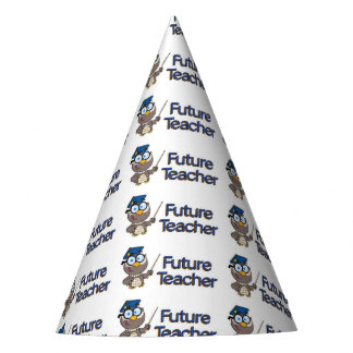 Future Teacher Party Hat