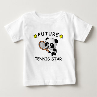 Future Tennis Star Baby T-Shirt