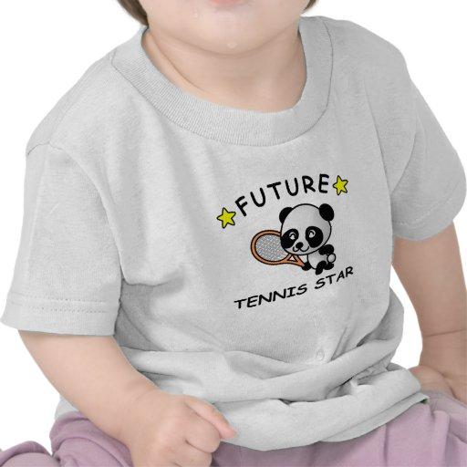 Future Tennis Star Tee Shirts