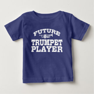 Future Trumpet Player Baby T-Shirt
