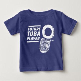 Future Tuba Player Baby T-Shirt