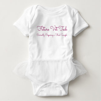 Future Vet Tech Baby Bodysuit