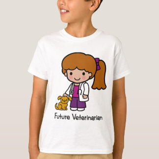 Future Veterinarian - Girl T-Shirt