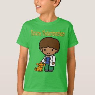 Future Veterinarian When I Grow Up T-Shirt