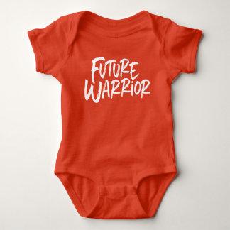 Future Warrior Jumper Baby Bodysuit