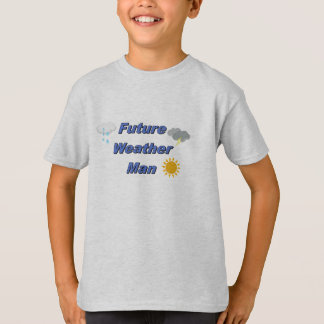 Future Weather Man T-Shirt