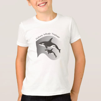 Future Whale Trainer T-Shirt