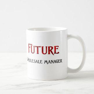 Future Wholesale Manager Basic White Mug
