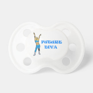 Future Wrestling DIVA Pacifier