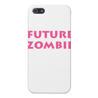 Future Zombie iPhone 5 Cover