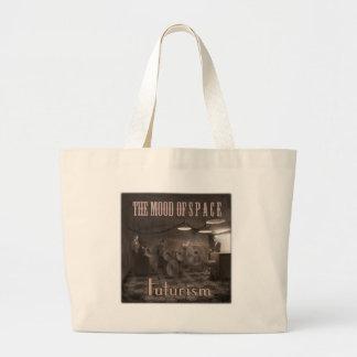 Futurism Cover Canvas Bag