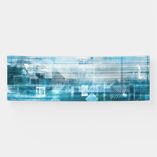 Futuristic Background with Technology Abstract