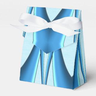 Futuristic Blue Arch Favour Box