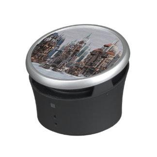 Futuristic City Bluetooth Speaker